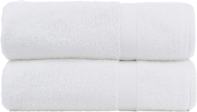 Luxury Hotel  Spa Ultra Soft Bath Towels 100% Turkish Cotton -