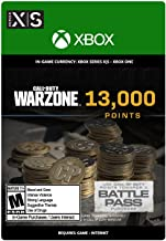 Call of Duty: Warzone Points - 13000 - Xbox [Digital Code]