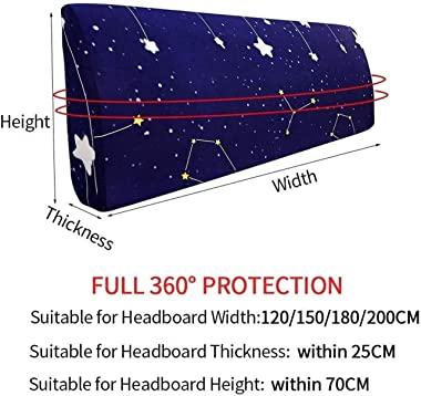 Bed Headboards Headboard Covers Slipcover Protector Cover for Color