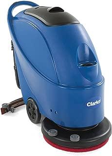 Clarke CA30 20B Walk-Behind Auto Scrubber, Blue