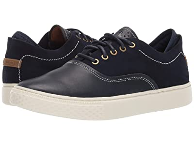 Polo Ralph Lauren Thorton100 (Newport Navy Suede) Men