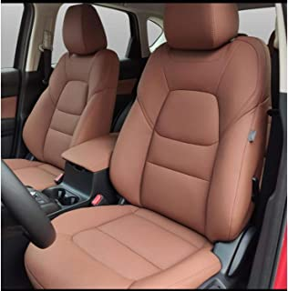 Natraj Accessible Series PU Leather Car Seat Cover Model i20Elight.