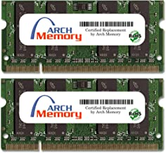 Arch Memory 4 GB (2 x 2 GB) 200-Pin DDR2 So-dimm RAM for HP Pavilion Entertainment dv7-3065dx