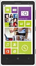 "Nokia Lumia 1020 32GB Unlocked GSM Phone w/ 41MP Camera 4.5"" - White - International Version, No Warranty"