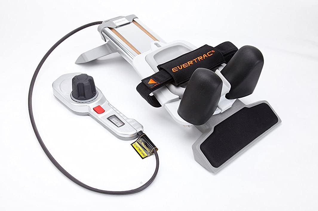 Everyway4all EverTrac CT800 CTD Neck Cervical Traction Device portable Home Unit system made in Taiwan