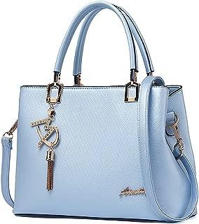 baby blue shoulder bag