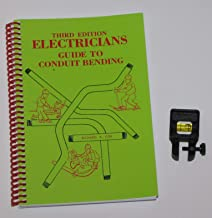 Electricians Guide to Conduit Bending 3rd Edition and No-Dog level