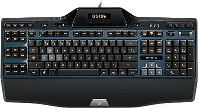 Logitech 920-002145 K100 Classic Keyboard Black