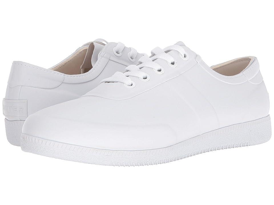 Hunter Original Sneaker Lo Rubber (White) Men