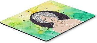 Caroline's Treasures Desk Artwork Mouse Pad, Multicolor, 7.75x9.25 (BB7315MP)