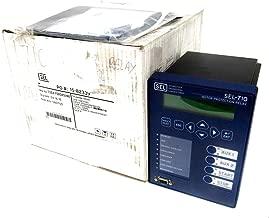New Schweitzer Engineering SEL-710 Motor Protection Relay 071001HCH9X71850300