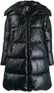 Save The Duck Luxury Fashion Womens D4551WLUCK900001 Black Down Jacket | Fall Winter 19