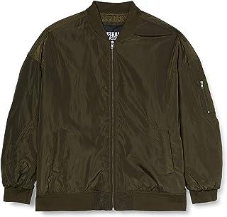 Urban Classics Men's Oversized Bomber Jacket