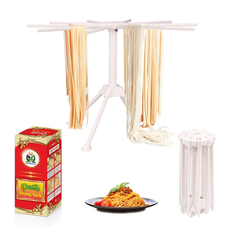 GOZIHA Handles Collapsible Household Spaghetti