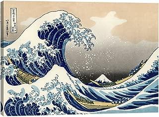 Best hokusai canvas prints Reviews