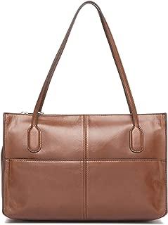 Vintage Friar Top-Handle Shoulder Bag, Cafe