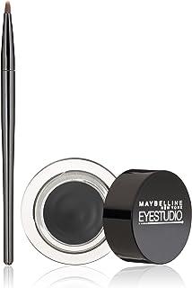 Maybelline New York Eye Studio Lasting Drama Gel Eyeliner, Blackest Black