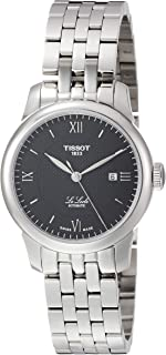 Tissot Le Locle Automatic Black Dial Ladies Watch T006.207.11.058.00