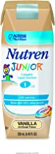 Nutren Junior , Nutren Jr Van Liq Nut-N 250 ml, (1 CASE, 24 EACH) by Nestle Nutritional