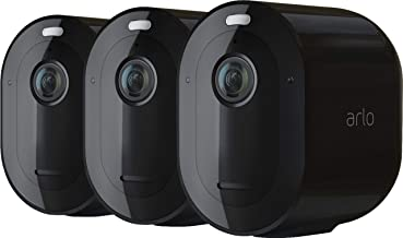 Arlo Pro 4 3 Cam - Black