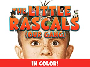 The Little Rascals Best of Our Gang in Color!