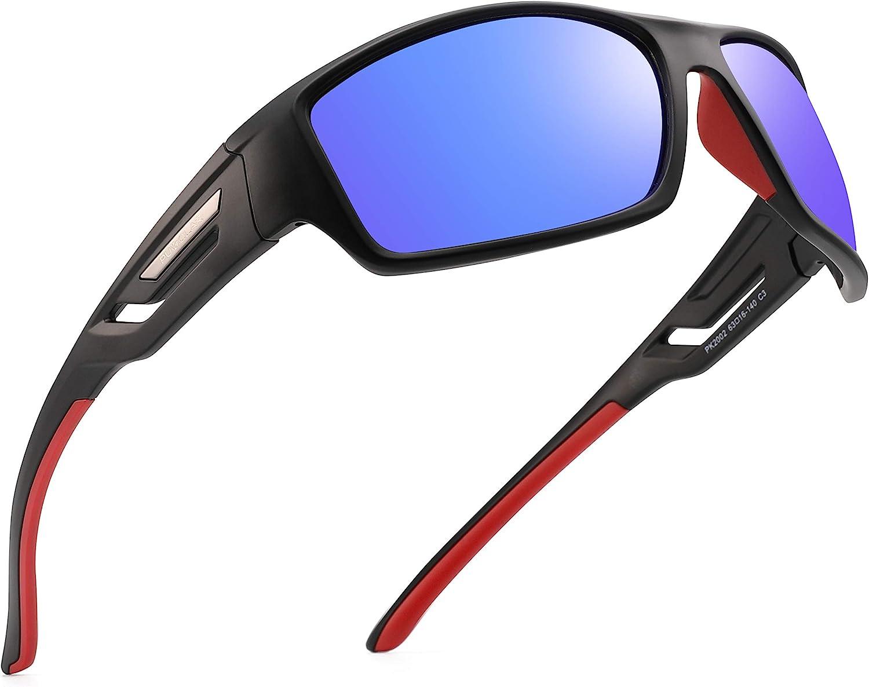 PUKCLAR Polarized Sports Sunglasses for Women Sungla Men Driving Purchase Fort Worth Mall