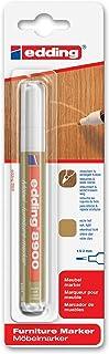 edding e-8900-1-4616 - Marcador para retocar muebles color