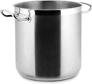 Lacor - 57124 - Olla Recta Sin Tapa Eco Chef 24cm Inox