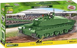 Cobi Small Army #2614 ミリタリーブロック 英国軍 チャレンジャーII 主力戦車 Challenger II【COBI 日本正規総代理店】