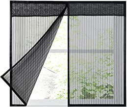 Raamschermgaas Gordijn van gaas Duurzaam gaas van glasvezel met volledig frame Vervangingsscherm voor Windows Past op elke...