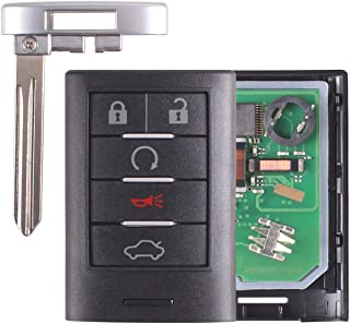 Best 2008 cadillac cts key fob battery Reviews