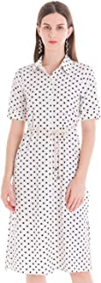 INFLATION Women Spaghetti Straps Beach Dress Summer Casual Sleeveless Party Dress T Shirt