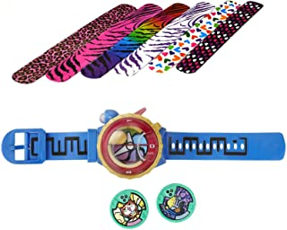 Yokai Watch Model Zero with Slap Bracelet (Bracelet Color And Design May Vary)