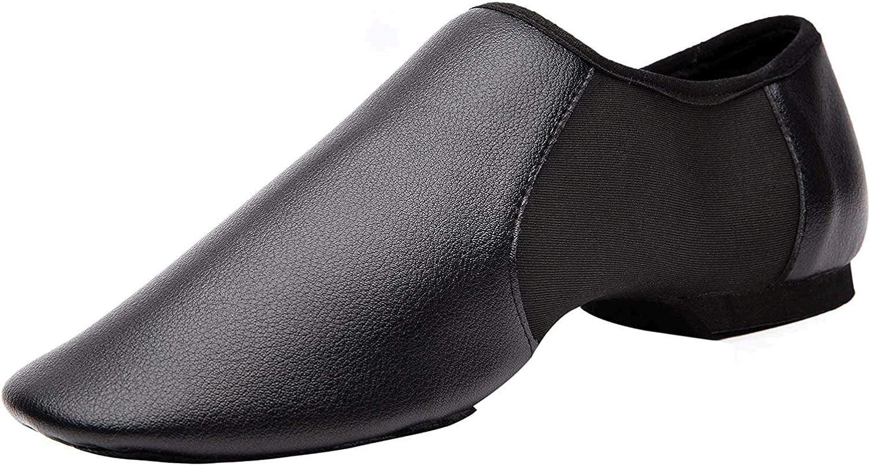 Gogodance Elastic Leather Slip-On Jazz Shoe Littl Dance Phoenix free Mall Toddler
