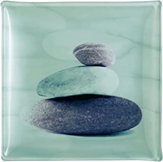 Luminarc - 9277269 - Set of 6 Rimmed Soup Bowls - Stones - 20 Cm