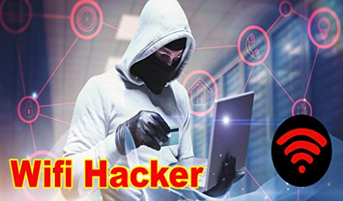 『Wifi Hacker Prank Free』の3枚目の画像