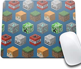 MlNECRAFT Matte Texture Gaming Mouse Pad - S7