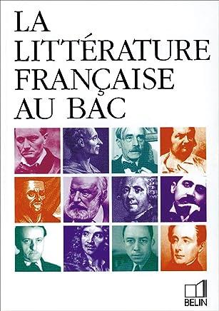 La littérature française au bac