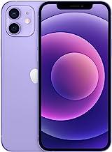 Apple iPhone 12 (64GB, Purple) [Locked] + Carrier Subscription
