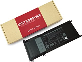 United Power Replacement Dell 33YDH Laptop Battery for Dell Inspiron 17 7000 7577 7773 7778 7779 7786, Latitude 3590, Vostro 7570 7580, G3 3579 3779, G5 5587, G7 7588 0PVHT1 PVHT1 15.2V 56Wh