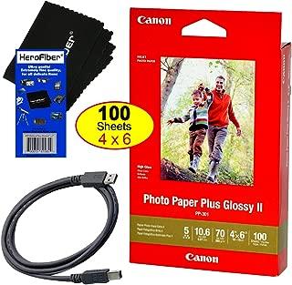 Canon Photo Paper Plus Glossy II (4 x 6