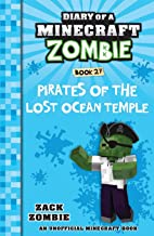 Diary of a Minecraft Zombie #27: Pirates of the Lost Ocean Temple