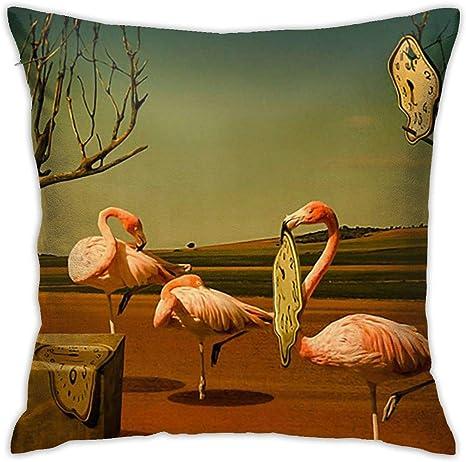 Anya Topshop Fall House Decorative Throw Pillow Covers 18x18 Inch Hidden Zipper Dalitime Svetlana Melik Nubarova Pillowcases Cushion Cover For Couch Playroom Halloween Home Kitchen