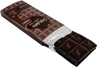 Hombre Mujer Calcetines Barra de Chocolate Graciosos - 1 Par