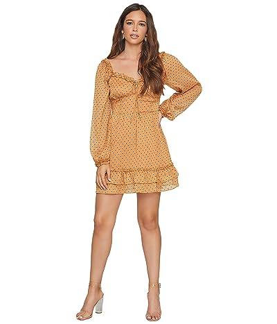 LOST + WANDER Showstopper Mini Dress