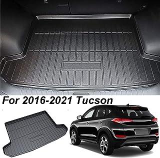 Kaungka Cargo Liner Rear Cargo Tray Trunk Floor Mat 2018-2021 Waterproof Protector for 2016 2017 Hyundai Tucson