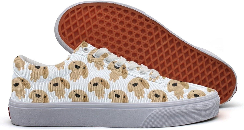 Refyds-es Cute Bull Terrier Womens Fashion Low Top Canvas Cloth shoes