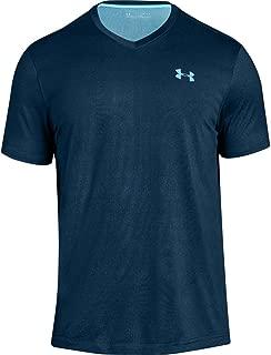 Under Armour Men's Tech V-Neck Short Sleeve T-Shirt