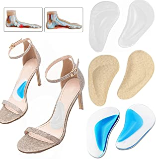 arch support for high heel sandals