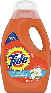 Tide Power Gel Detergent, Morning Fresh Scent, 1L